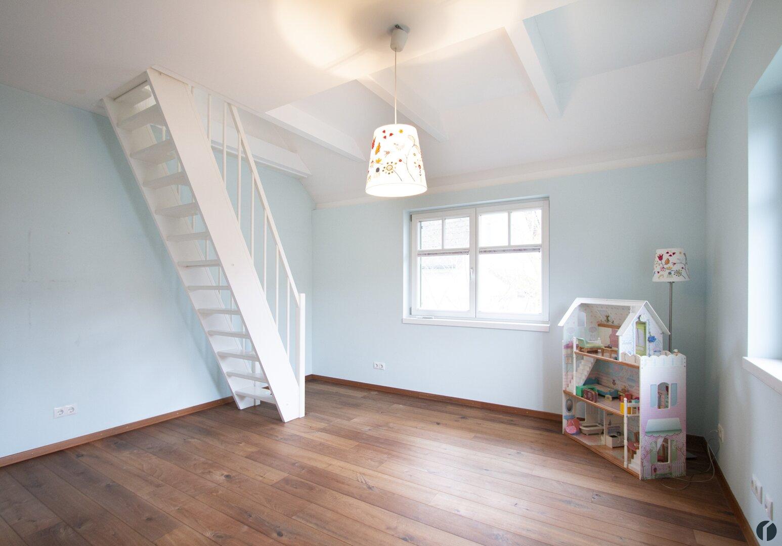 2. Kinderzimmer im Obergeschoss