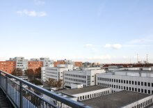Modern Office 918 m2 to let, underground parking, motorway 1110 Wien