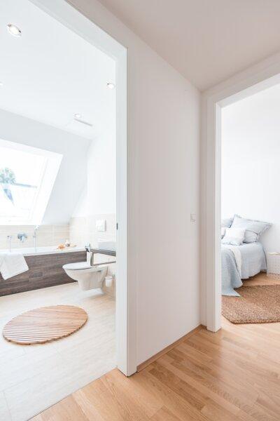 ++NEU++ Hochwertiger 3-Zimmer Erstbezug, DG-Maisonette, tolle Aufteilung! toller Ausblick!! ++VIDEOBESICHTIGUNG++ /  / 1200Wien / Bild 9