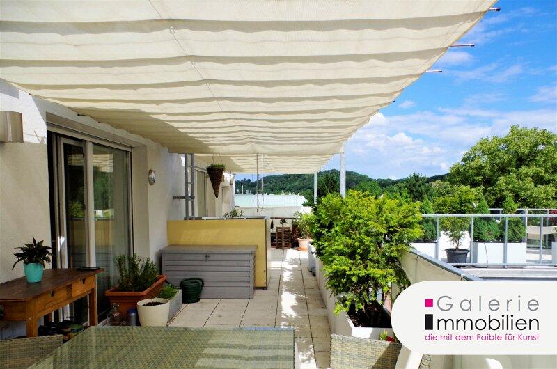 Außergewöhnliche Maisonette mit riesiger Terrasse inkl. Garagenplatz Objekt_32548