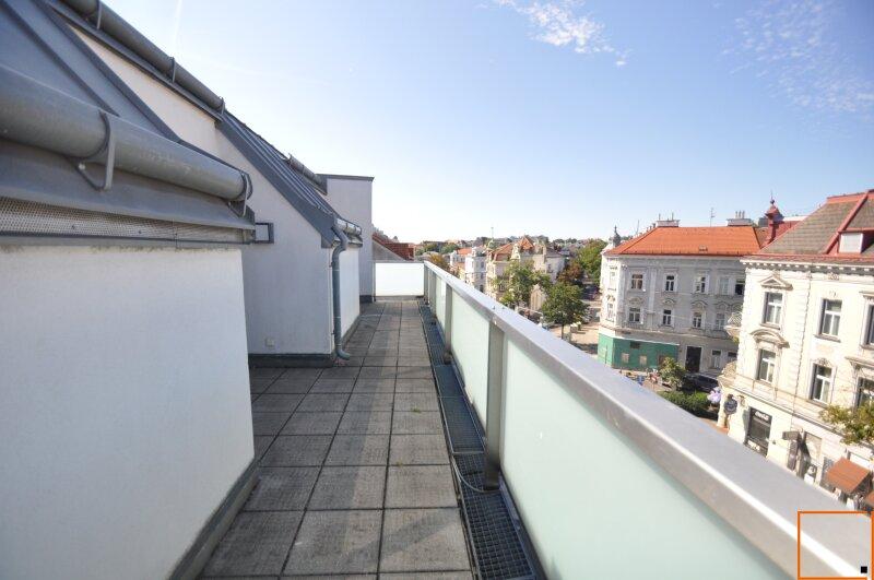 Terrassenwohnung beim Türkenschanzpark