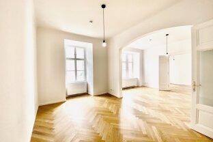 NAGLERGASSE | exklusive 4-Zimmer-Altbauwohnung in bester Innenstadtlage