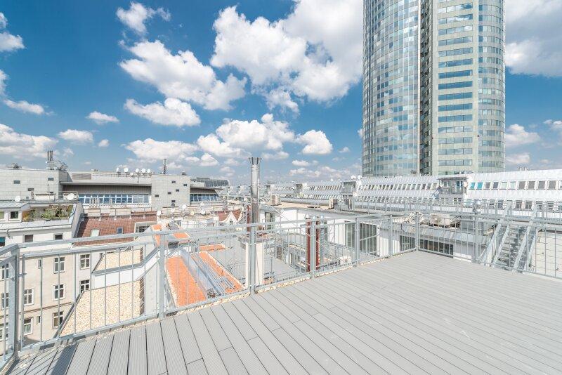 ++NEU** Hochwertige 3-Zimmer DG-Maisonette, Erstbezug, tolle Aufteilung! riesige Dachterrassen, toller Ausblick!! komplett sanierter Altbau! ***Videobesichtigung*** /  / 1200Wien / Bild 4