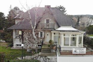 Wunderbare Villa mit ganz besonderem Flair im noblen Weinort Perchtoldsdorf