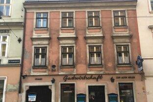Bestandsfreies Zinshaus