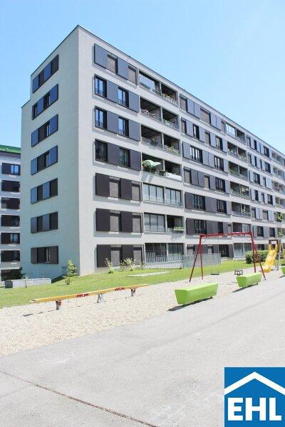 EUROGATE: Wunderschöne 3 Zimmerwohnung mit Loggia in zentraler Lage /  / 1030Wien / Bild 1