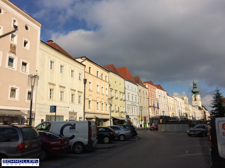 Der Welser Stadtplatz