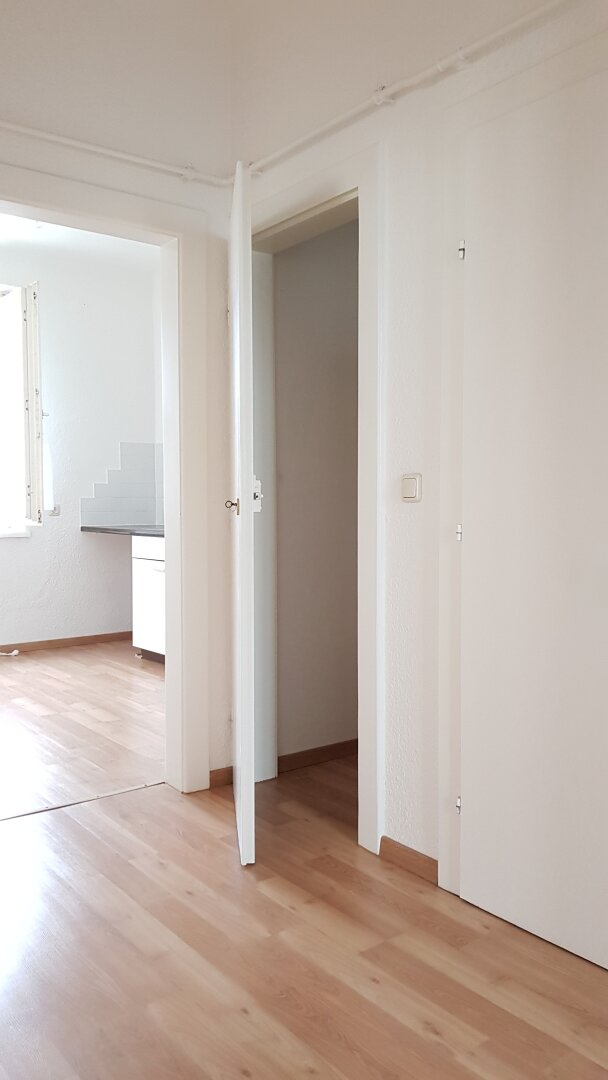Vorzimmer & Abstellraum