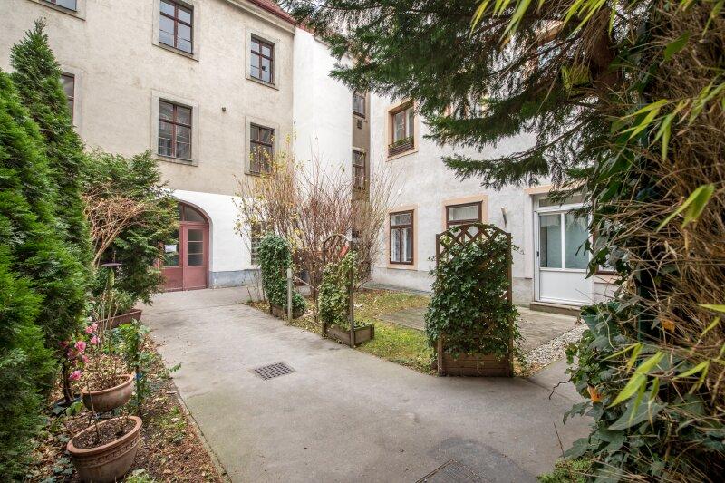 **NEU** Hofruhelage: Außergewöhnlicher EG-ERSTBEZUG, 4-Zimmer, Terrasse+Garten, charmanter Altbau! /  / 1030Wien / Bild 7