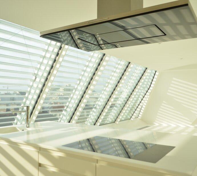 Lifestyle-Penthouse mit herrlichen Terrassen und Wienblick