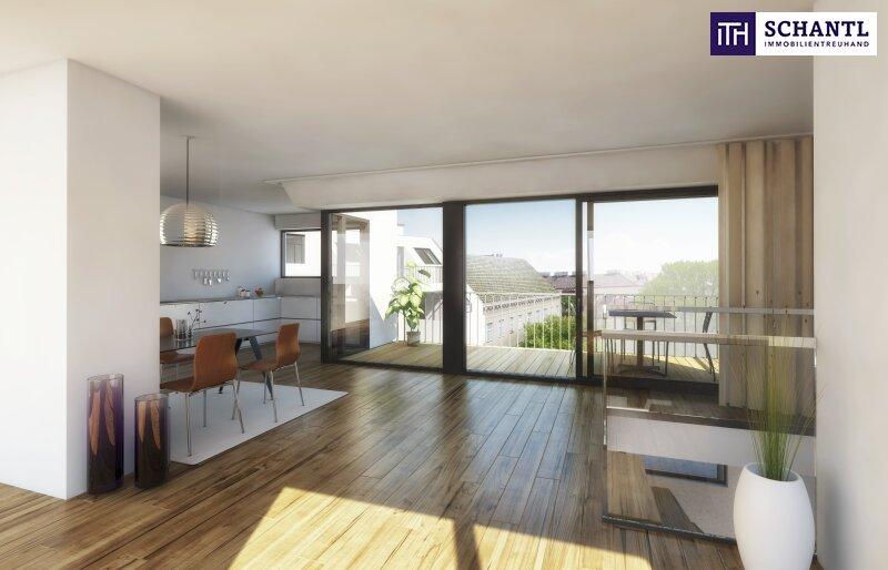 Ihre Wohnungssuche endet HIER! Neue Dachgeschoss-Wohnung mit 3 Terrassen + perfekte Raumaufteilung + Parkplatzmöglichkeit! /  / 1150Wien / Bild 0