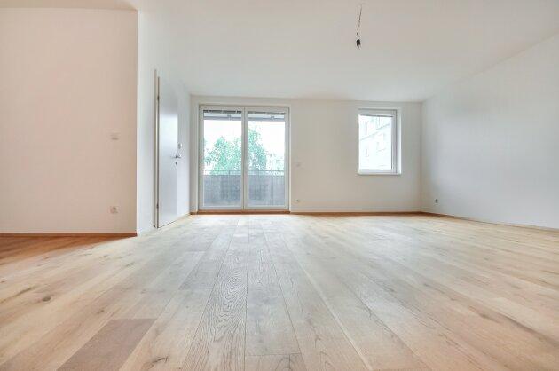 Foto von Ideal aufgeteilte 3-Zimmer Neubauwohnung samt 2 Bakonen!!!!