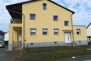 Mehrfamilienhaus nähe Badesee in ruhigen Ortsverband