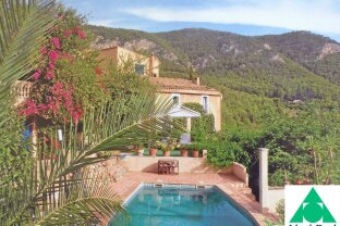 Mallorca/Andratx: Finca de Alegria mit 6 Wohneinheiten und Pool