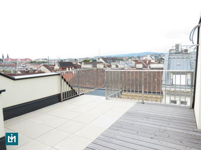 DG-Maisonette mit großer Terrasse auf Wohnebene im Erstbezug (provisionsfrei!) /  / 1180Wien / Bild 6