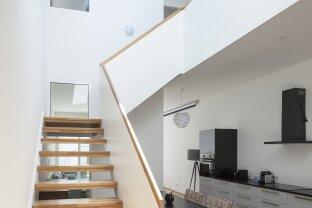 Modernes & helles Haus mit Garten inkl. Garagenplatz - von berühmtem Architekten - 4 Zimmer mitten im Brunnenmarktviertel
