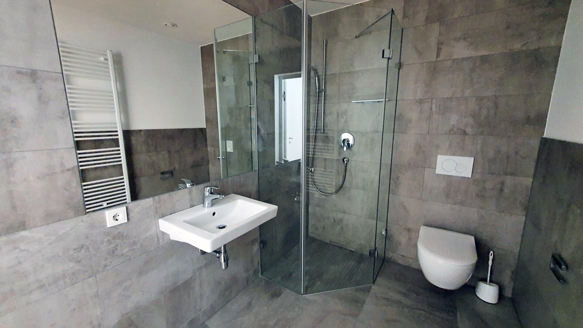 Großgarconniere Kufstein, Badezimmer