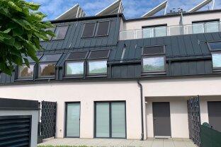 Reihenhaus - Grünruhelage - Wohnfläche 126 m² - Gartenfläche 61 m² - 35 m² Terrassen - Erstbezug