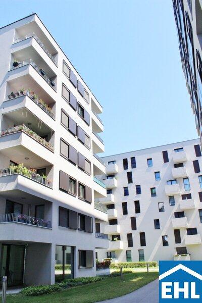 EUROGATE: Wunderschöne 3 Zimmerwohnung mit Loggia in zentraler Lage /  / 1030Wien / Bild 0
