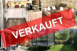 VERKAUFT: Viel Platz für die ganze Familie! Tolle Wohnung mit großem Garten