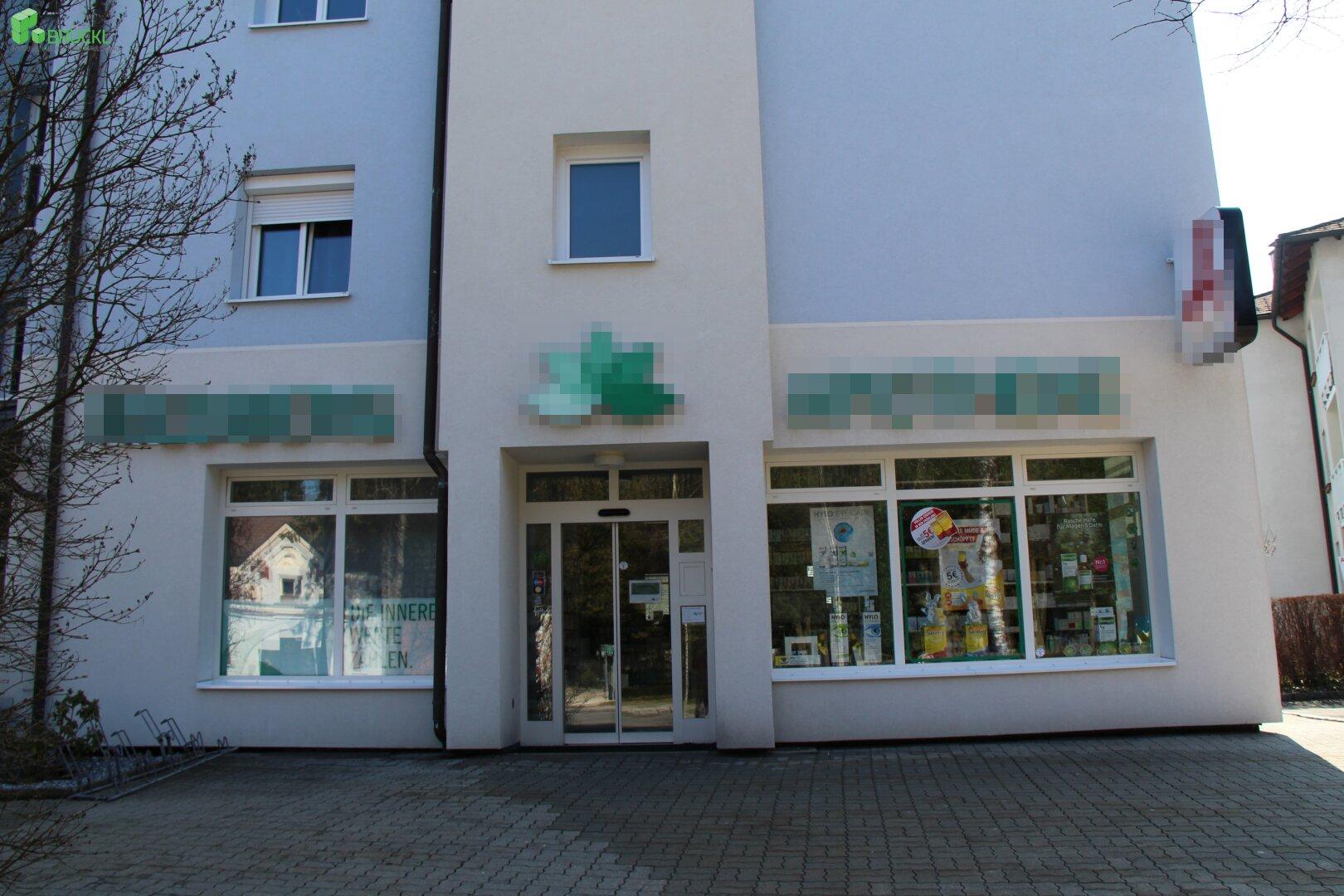 Eingang Kasernstraße