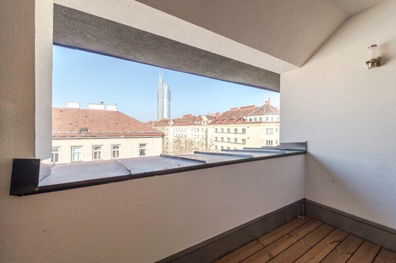 ++NEU** 3,5-Zimmer DG-Maisonette, ERSTBEZUG mit Terrasse und Loggia, sehr gutes Preis-Leistungsverhältnis!! /  / 1200Wien / Bild 7
