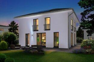 Massiv gebautes Einfamilienhaus von Town & Country