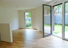 Schöne 4-Zimmer-Gartenwohnung in Kuchl - Erstbezug!