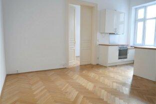 Augarten: ruhiger 48m² Altbau mit Einbauküche - 1200 Wien