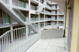 Smart-Life - ERSTBEZUG - Neubauwohnung mit sonniger Balkon - direkt in Seepark - U2 in 5 Gehminuten erreichbar
