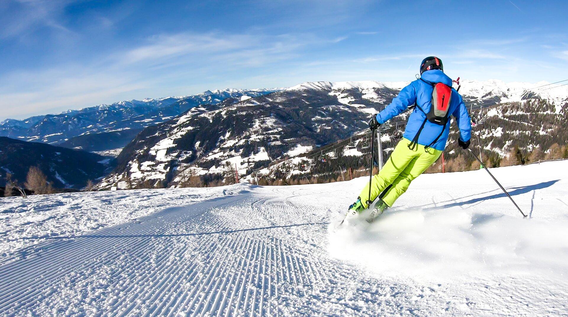 Schifahren in Südkärnten