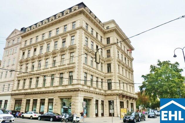 Repräsentative Bürofläche direkt am Schwarzenbergplatz!