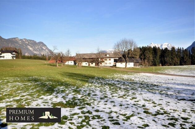 Angerberg_Baugrundstück ca. 400 m²_Ein Stück Natur_Ortsteil Baumgarten_Richtung Osten