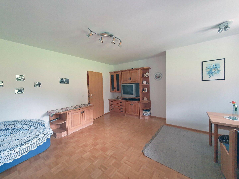 Wohnzimmer Ansicht 2, 4-Zimmer-Wohnung, Scheffau am Wilden Kaiser