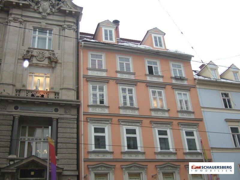 3 Zimmerwohnung im Zentrum von Graz