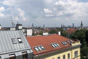 TOP-SANIERT! Ruhige 3 Zimmer DG-Wohung mit Sonnen-Terrasse in TOP-LAGE