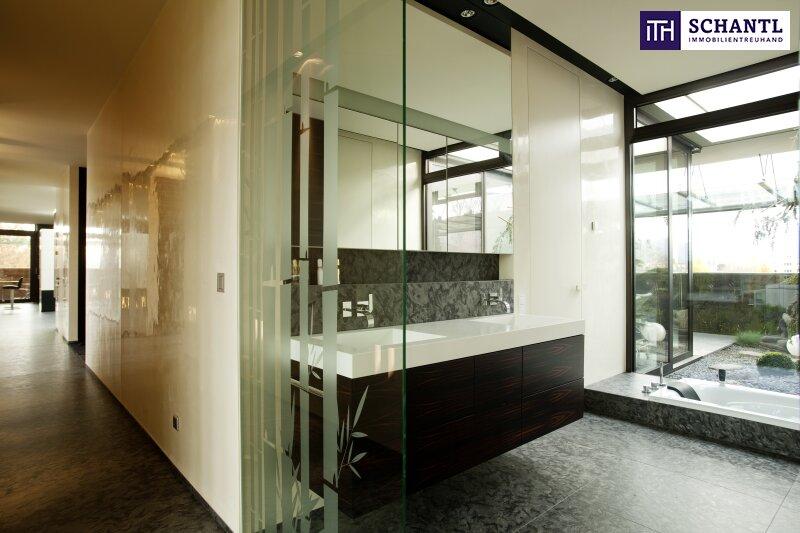 PHÄNOMENAL, EINZIGARTIG, ATEMBERAUBEND - Designer LUXUS-Penthouse mit Panoramablick + Riesige Terrassen + Indoor Pool + Sauna + Kamin + Ruhelage + drei tw. überbreite Tiefgaragenplätze uvm. in Graz! /  / 8045Graz-Andritz / Bild 5