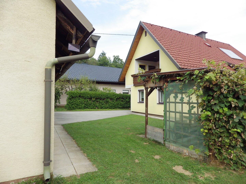 Haus Ansicht Süd-West