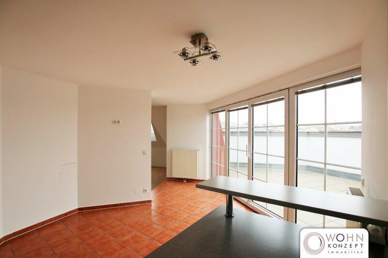 Traumhafte Dachterrassen-Maisonette in repräsentativem Altbau - schön renoviert auf 91m² mit Einbauküche 1040 Wien /  / 1040Wien / Bild 5