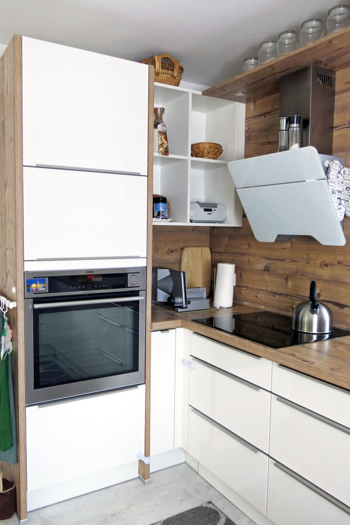 Küchengeräte, Einfamilienhaus Fieberbrunn