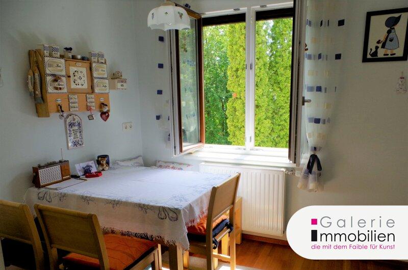 Zentral begehbar - Sonnige und helle 3-Zimmer-Wohnung mit großem Gemeinschaftsgarten Objekt_32730
