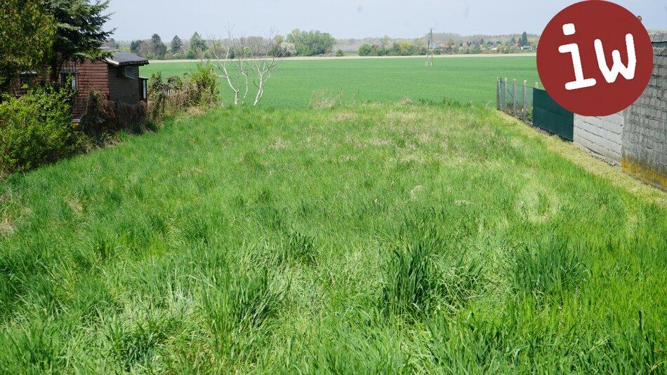 Ebenes sonniges Grundstück in St.Andrä Wördern/ Altenberg; an Grünland grenzend