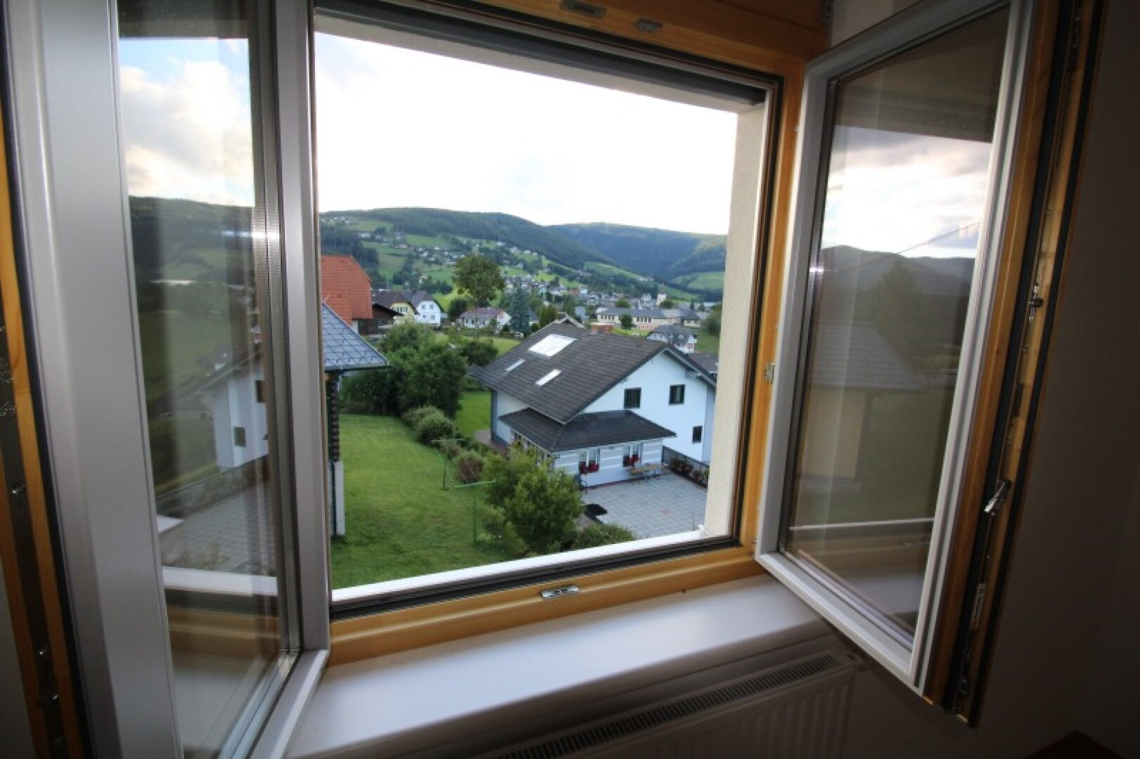 Aussicht Fenster