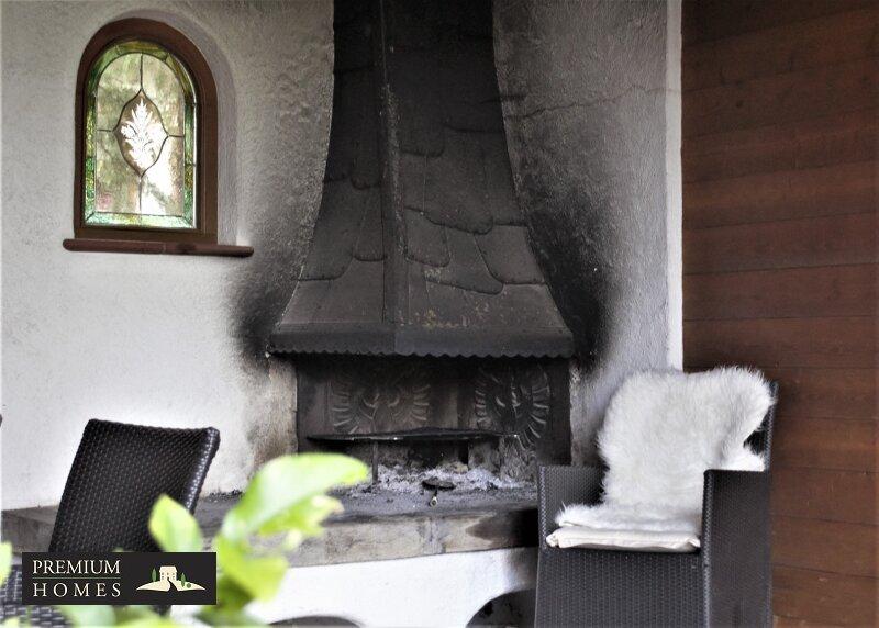 Breitenbach am Inn - Elegantes Landhaus - offene Feuerstelle Grill-Platz