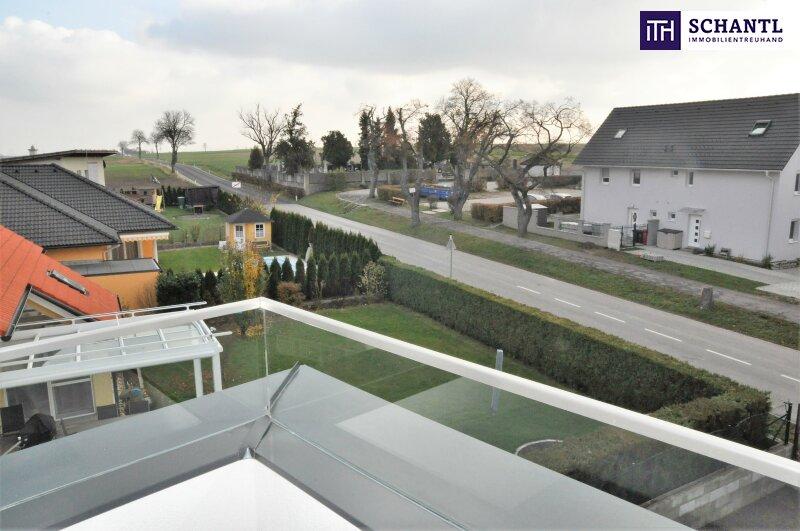Top Reihenhaus: Wien-Nähe + exklusive Dachterrasse + Eigengarten + schlüsselfertig! /  / 2325Velm / Bild 10