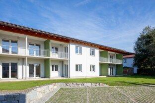 2-Zimmerwohnung in Hagenberg mit 6,5 m² Loggia - Erstbezug, Top 113