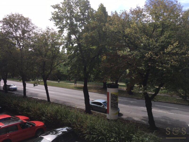 Donaukanal /Schüttelstraße / Terrassenmitbenützung