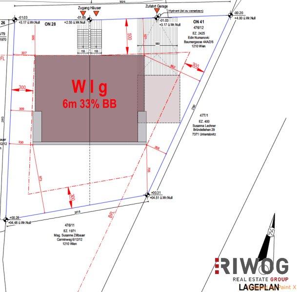 **Exklusive 5 Zimmer Doppelhaus mit Villencharakter - Hochwertigste Ausstattung - beste Bauqualität** /  / 1210Wien / Bild 3