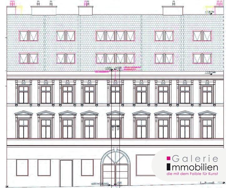 Nähe Naschmarkt - Exklusive Altbauwohnung in revitalisiertem Biedermeierhaus - SW-Ausrichtung Objekt_31845 Bild_384