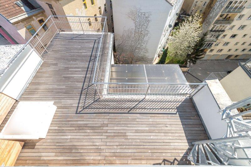++NEU** Hochwertiger 4-Zimmer DG-Erstbezug, Dachterrasse mit Weitblick! Tolle Raumaufteilung! /  / 1200Wien / Bild 14